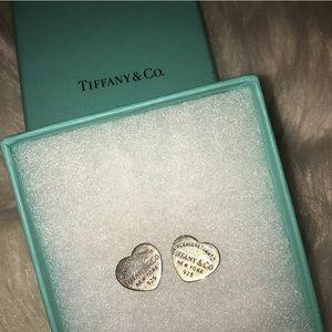 tiffany earrings not mini